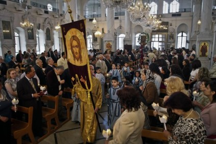 Syrian-Christians-Easter-2012-AP