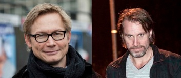 bildbyline på Anette Nantell och Magnus Falkehed