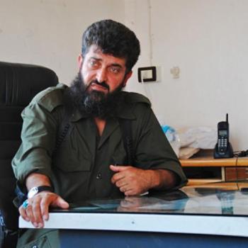 Abbu Issa van 'Islamitische Staat van Irak en Sham' (ISIS)