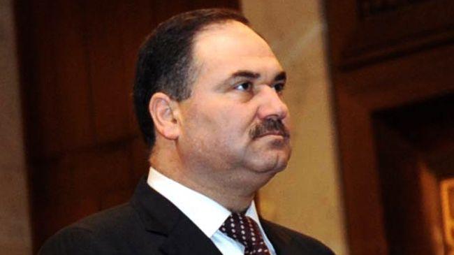Iraaks minister van financiën Rafa al-Essawi