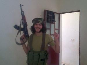 """Abu Gastbijshaam: """"Wij staan klaar om te vertrekken om de sahawat hard aan te pakken in Sham"""""""