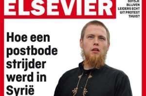 Victor uit het Nederlandse Overijssel werd Zakariya, een radicale salafist (Foto: Elsevier - http://www.elsevier.nl/Nederland/blogs/2014/1/Het-verhaal-van-jihadist-Victor-Droste-is-tragisch-en-leerzaam-1453097W/ )