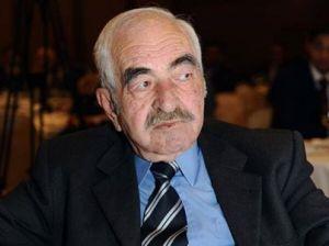 De fantastische Syrische acteur Abd al-Rahman al-Rachi stierf op de leeftijd van 83 jaar. RIP.