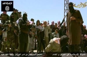 Terroristen van de 'Islamitische Staat van Irak en Sham' (ISIS) lieten vrijdag een goochelaar executeren in Wilayah in Homs om 'de moslims te beschermen tegen het kwade'.