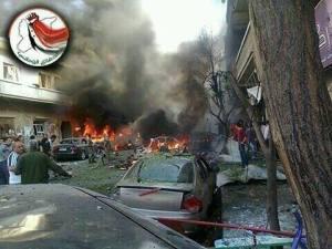 Bij de terreuraanslag in Karm al-Loz kwamen 25 mensen om het leven en raakten minstens 107 anderen gewond.