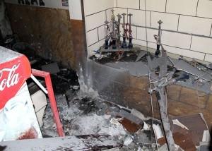 """Priester Daniël Maes: """"De westerse machthebbers en hun bondgenoten hebben een nieuw offensief met tienduizenden terroristen ontketend."""" Donderdag vielen opnieuw twee doden en elf gewonden bij mortieraanvallen van terroristen tegen verschillende wijken in Damascus."""