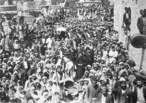 Armeniërs in Kesab kennen al een hele geschiedenis van genocide en bloedbaden. Lees meer: http://www.genocide-museum.am/eng/28.03.2014.php