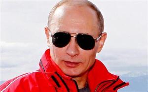 Als de vijanden van Damascus niet weten van ophouden, dan zal de Russische beer weldra meer doen dan alleen grommen. (Foto: De Russische president Vladimir Putin heeft het nu wel gehad met de vijanden van het Syrische volk.)