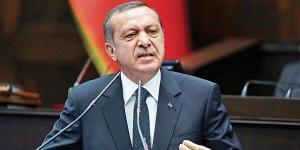 De Turkse premier Erdogan.
