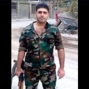 Martelaar Mohammad Rajab blies zichzelf op met een voertuig met explosieven om zijn collega-soldaten toegang te verschaffen tot de centrale gevangenis en vele terroristen uit te schakelen.
