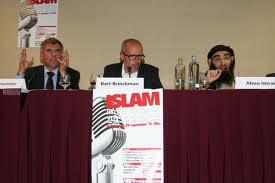 Filip De Winter in debat met de terrorist Abu Imran.