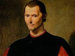 Nicollo Machiavelli.