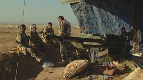 Strijders van het Koerdistan Volksverdedigingsmacht in Irak Nieuwsuur