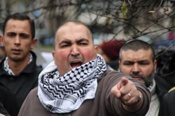 SP.A-parlementslid Fouad Ahidar: Brussels parlementslid of islamitische krijger?