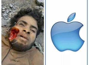 Alkahu akbar! Abu Hantoor werd door Apple gekozen om de volgende iPhone te promoten. Takbeeer!