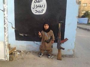 Het leven zoals het is in de Islamitische Staat (IS).