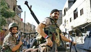 Een nieuwe militaire factie, het al-Wafaa leger, is begonnen met het Syrische nationale leger (SNL) te steunen op verschillende plaatsen in Oost-Ghouta op het platteland van Damascus in Syrië.